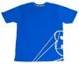 84 tee - Blue