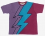 Bolt - Purple/Teal/Burgundy
