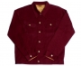 Deuce Jacket - Burgundy