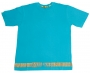 Name Belt tee - Teal